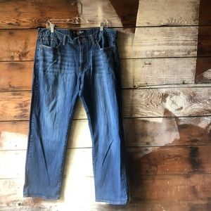"Lucky Brand 39"" x 30"" Vintage Straight Jeans"